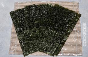 листы нори