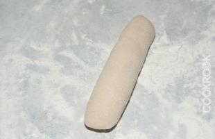 колбаска для мантов