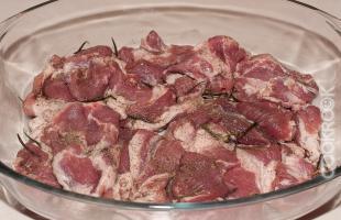 свинина для запекания