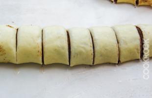 колбаска для выпечки синнабонов