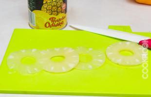 ананас консервированный