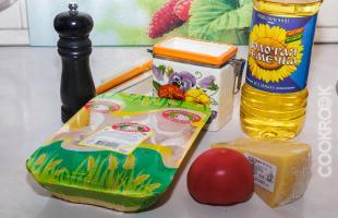 продукты для куриной грудки в мультиварке с сыром