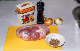 продукты для люля-кебаб