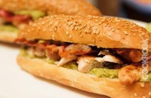 Мексиканский бутерброд
