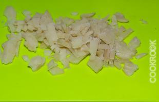 отварной картофель на окрошку