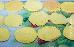 бисквиты для пирожных