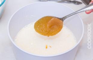 мед для торта