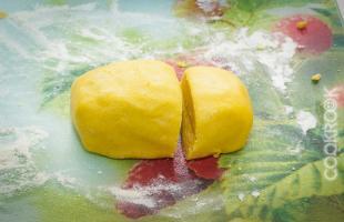 песочное тесто для пирога с творогом