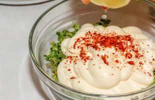 приготовление соуса тартар в домашних условиях