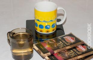 продукты для шоколадной глазури