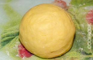 песочное тесто со сметаной
