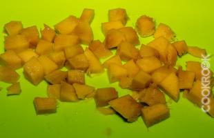 манго кубиками