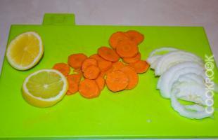 овощи для запекания в фольге