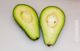 авокадо очистить