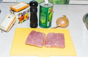продукты для свиной отбивной