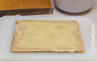 готовые медовые коржи с кремом