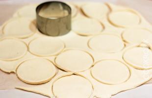 круги для печенья