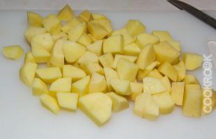 картофель для жаркого