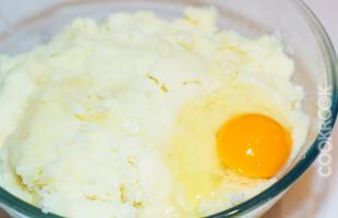 тесто для картофельных зраз