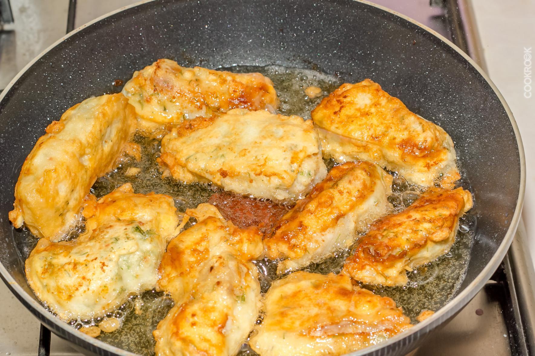 Рыба в кляре пошаговый рецепт с на воде