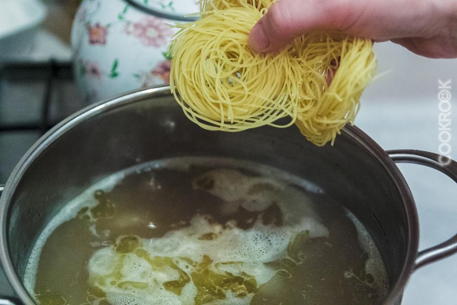 Как варить лапша домашняя