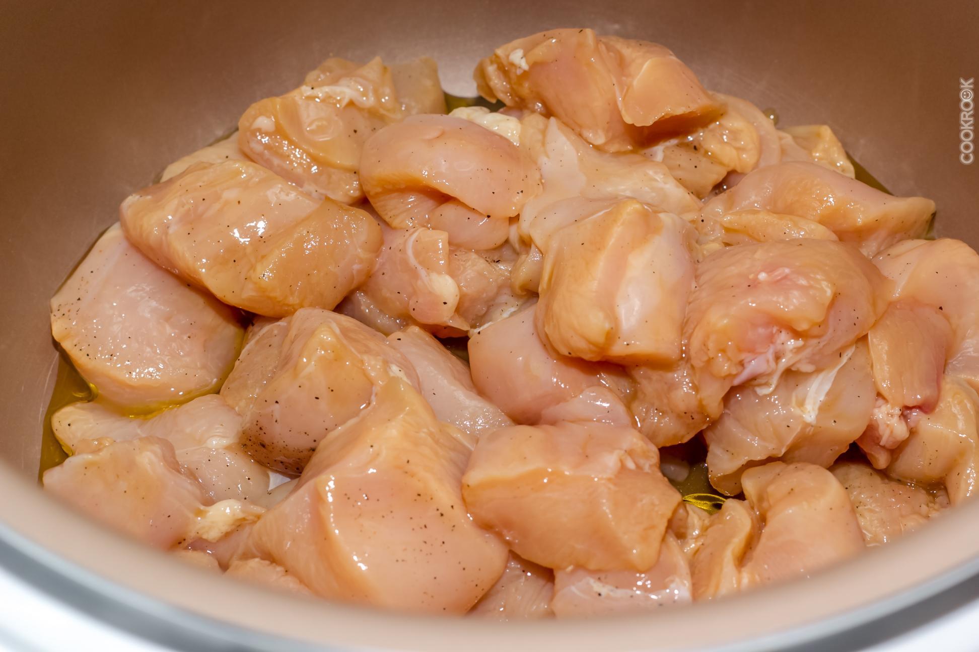 Как сделать филе из курицы
