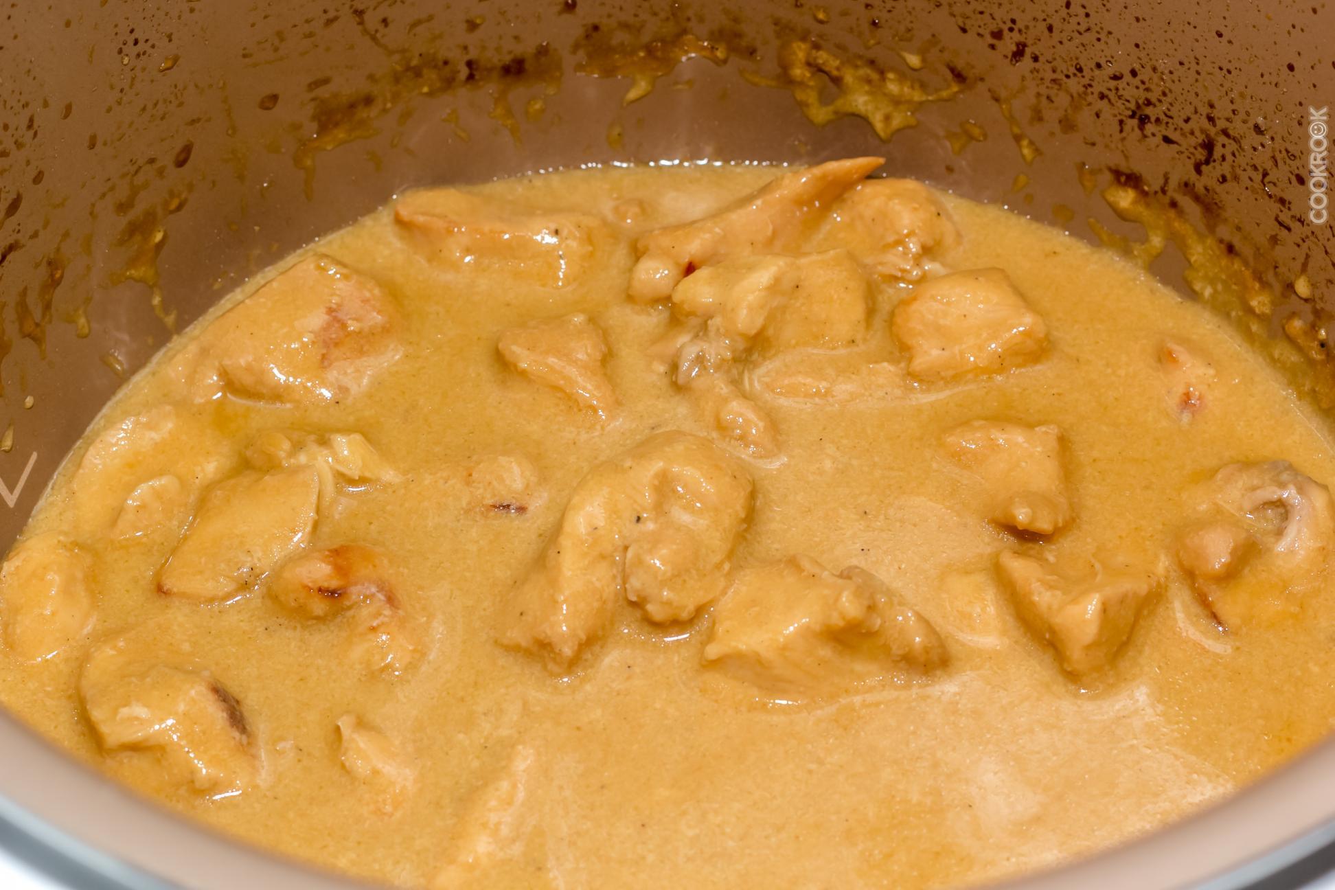 Подлива с куриным филе рецепт пошагово