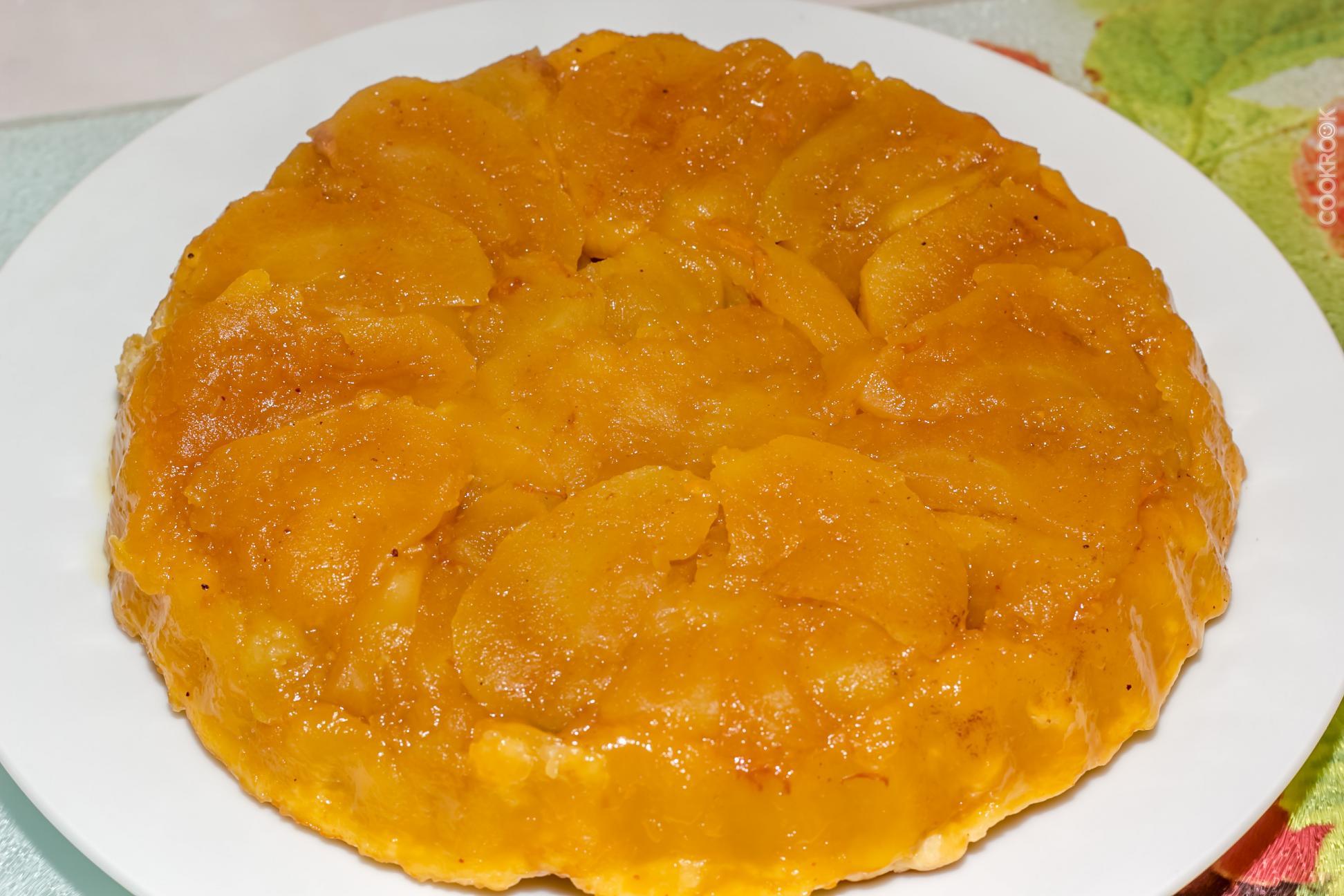 Яблоки с карамелью рецепт с фото пошагово