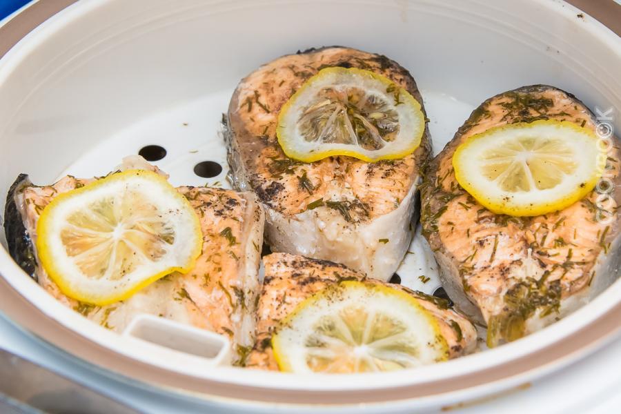 еда из рыбы в мультиварке рецепты сочетать белоснежные