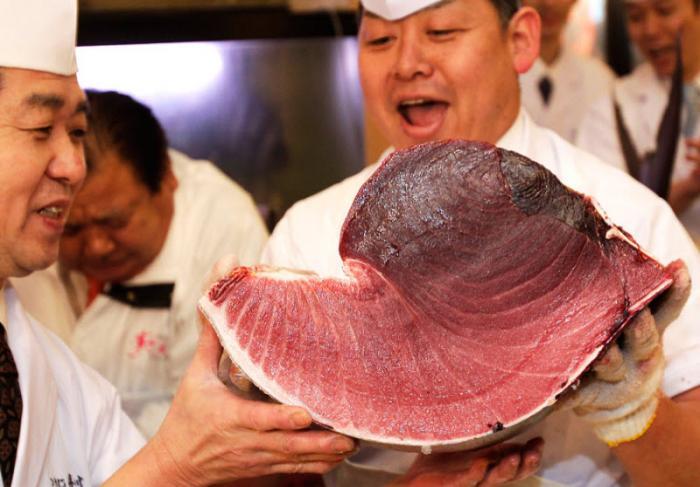 Кулинарные таланты Японии