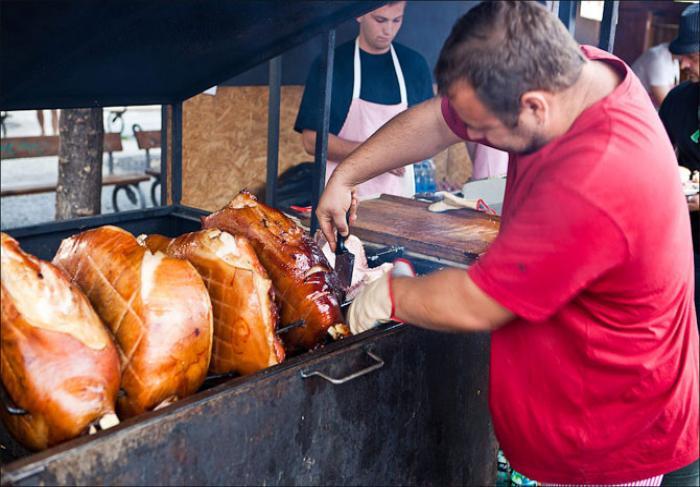 Традиции чешской кухни