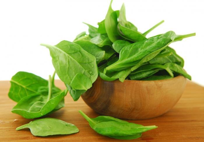 Щавель — французское растение