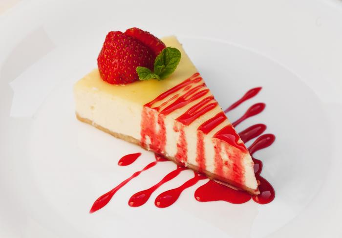 Любимый творожный десерт