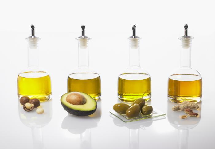 Выбираем растительное масло