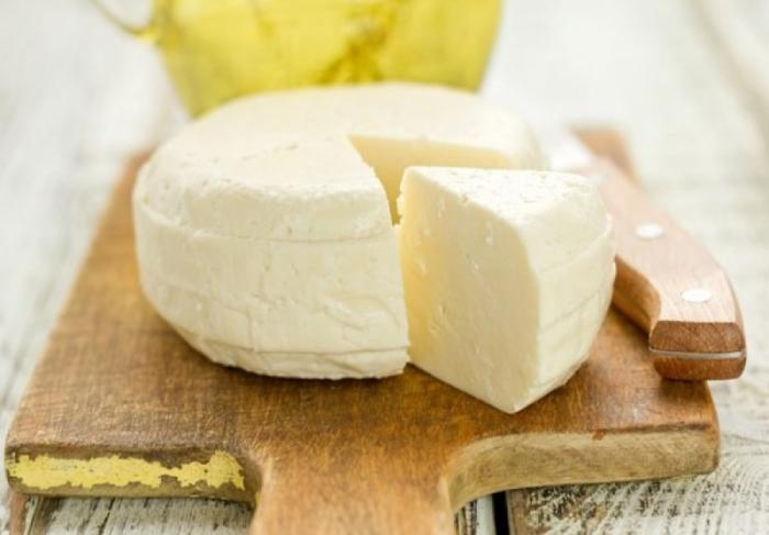Домашний сыр из творога