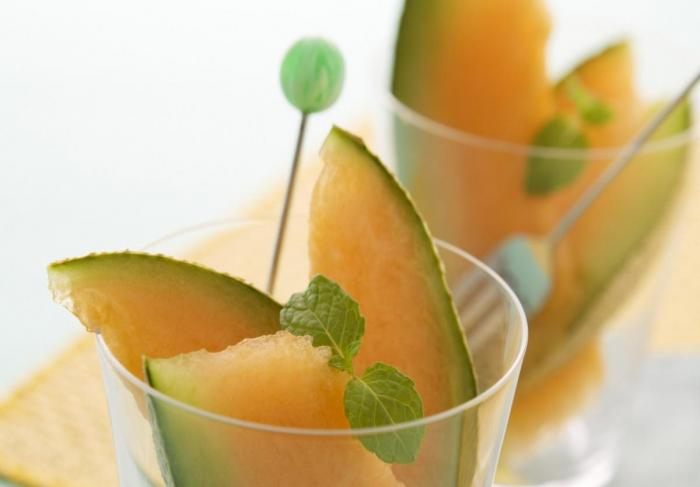 Дыня – любимый десерт лета