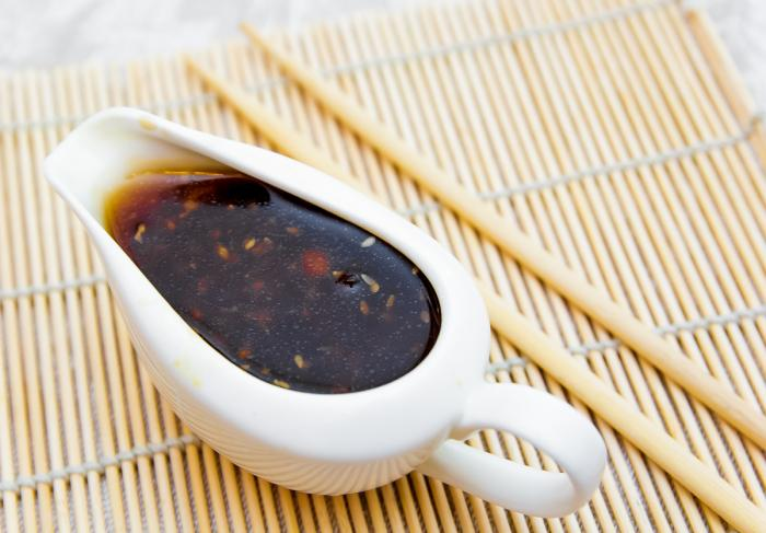Как приготовить соус терияки