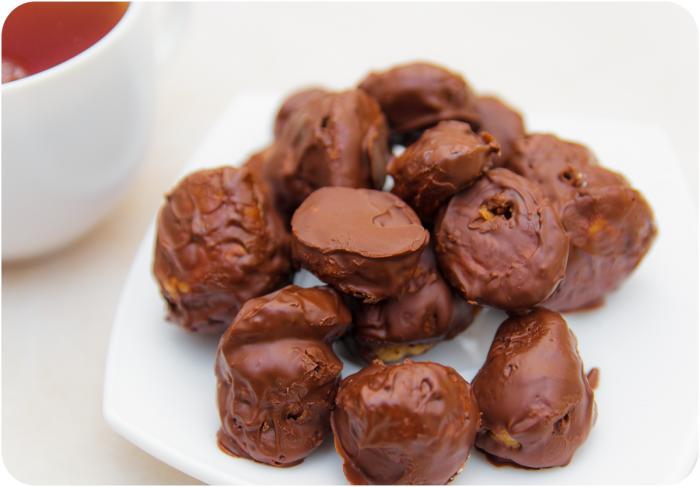 Печенье из волованов