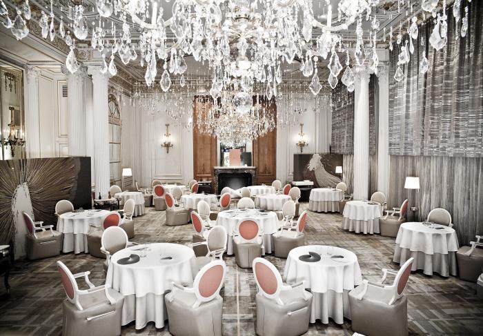 Ресторан Les Ecuries de Richelieu: «Банкирам здесь на рады»
