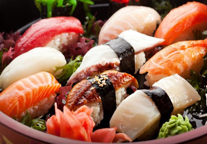 Немного о суши