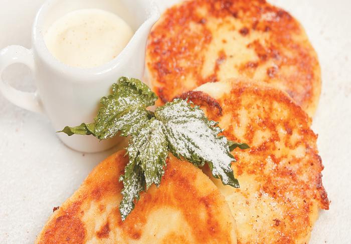 Сырники — один из лучших десертов мира