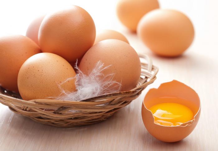 Можно ли заменить яйца?