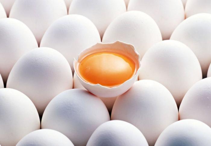 Яйца больше не считаются вредными