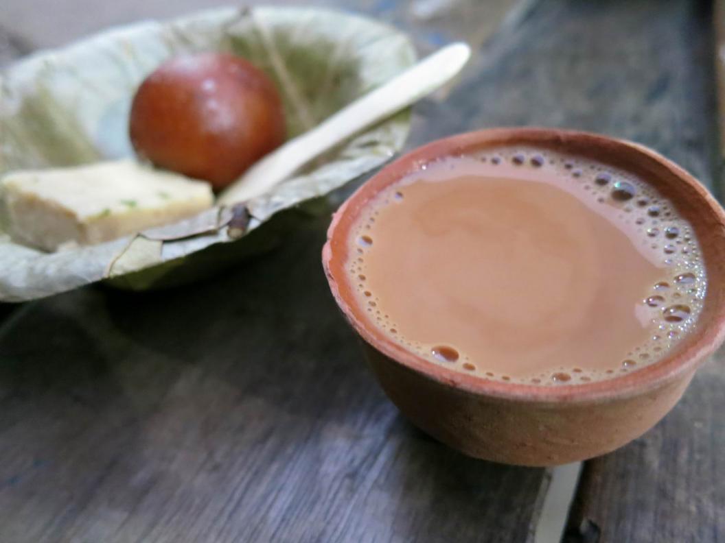 Удивительный чай