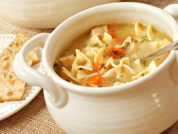 Классика куриного супа