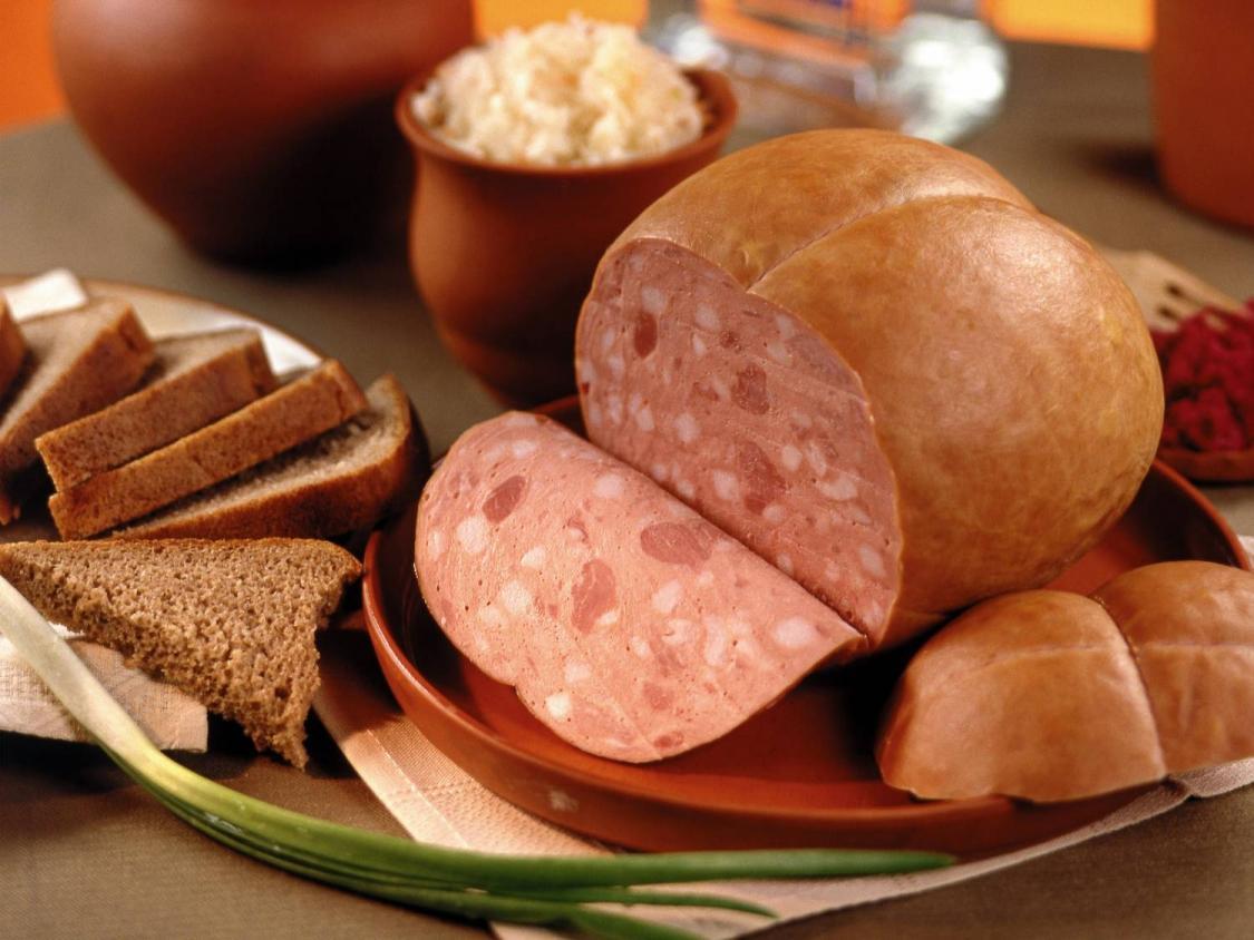 Что такое колбаса