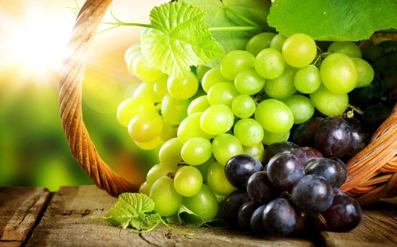 Виноград — кладезь витаминов