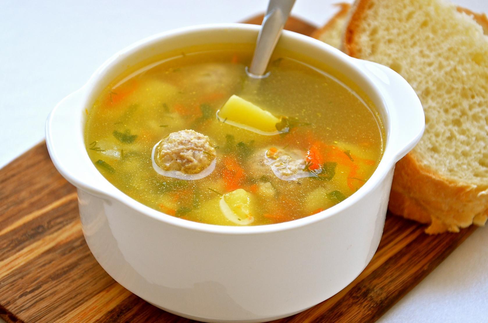 Вкусный суп — секреты приготовления