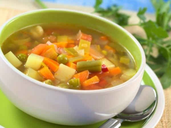 Русские заправочные супы