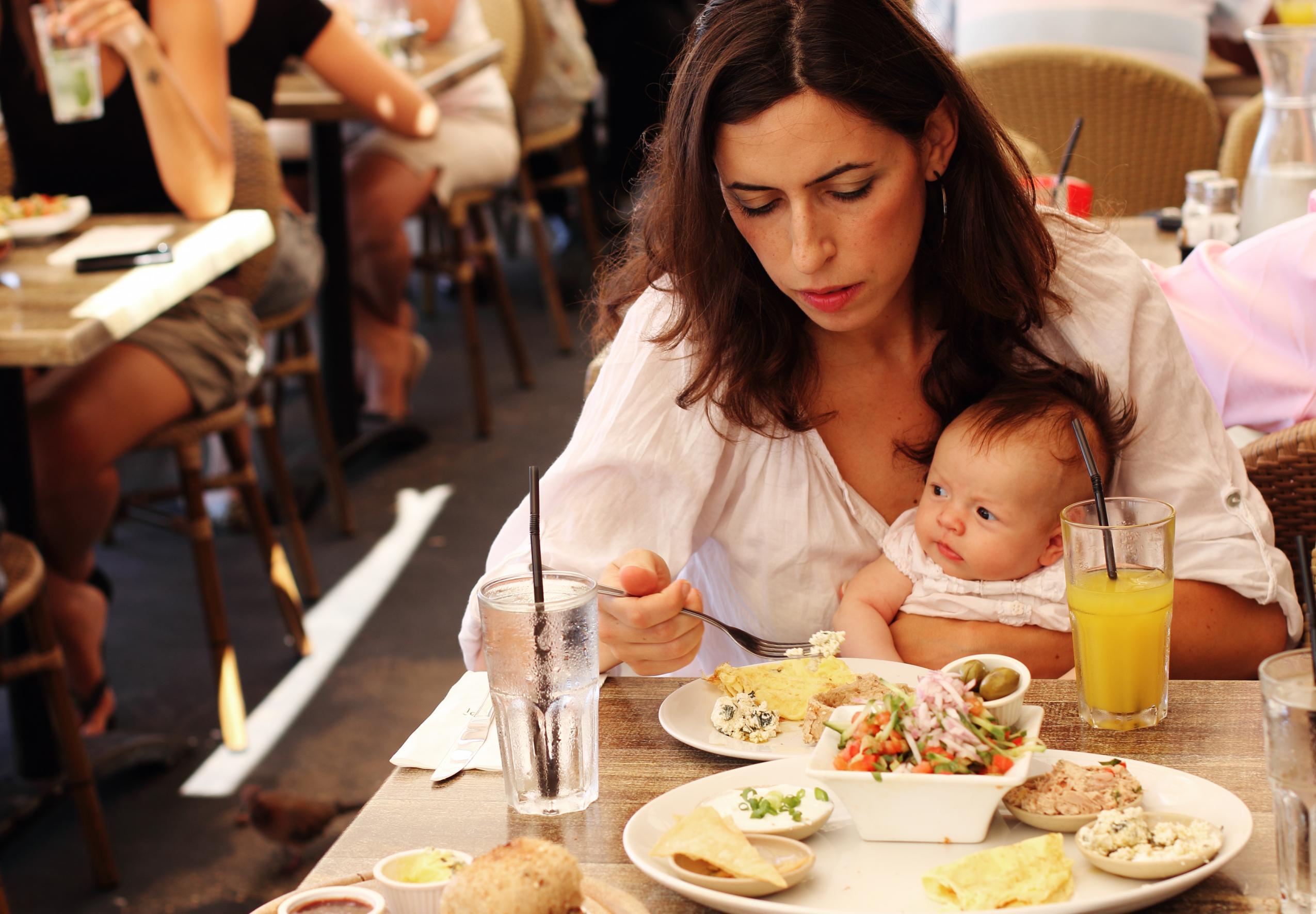 Один из ресторанов Рима запретил вход с детьми до 5 лет